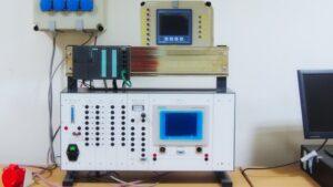 HMI Interfacing with PLC