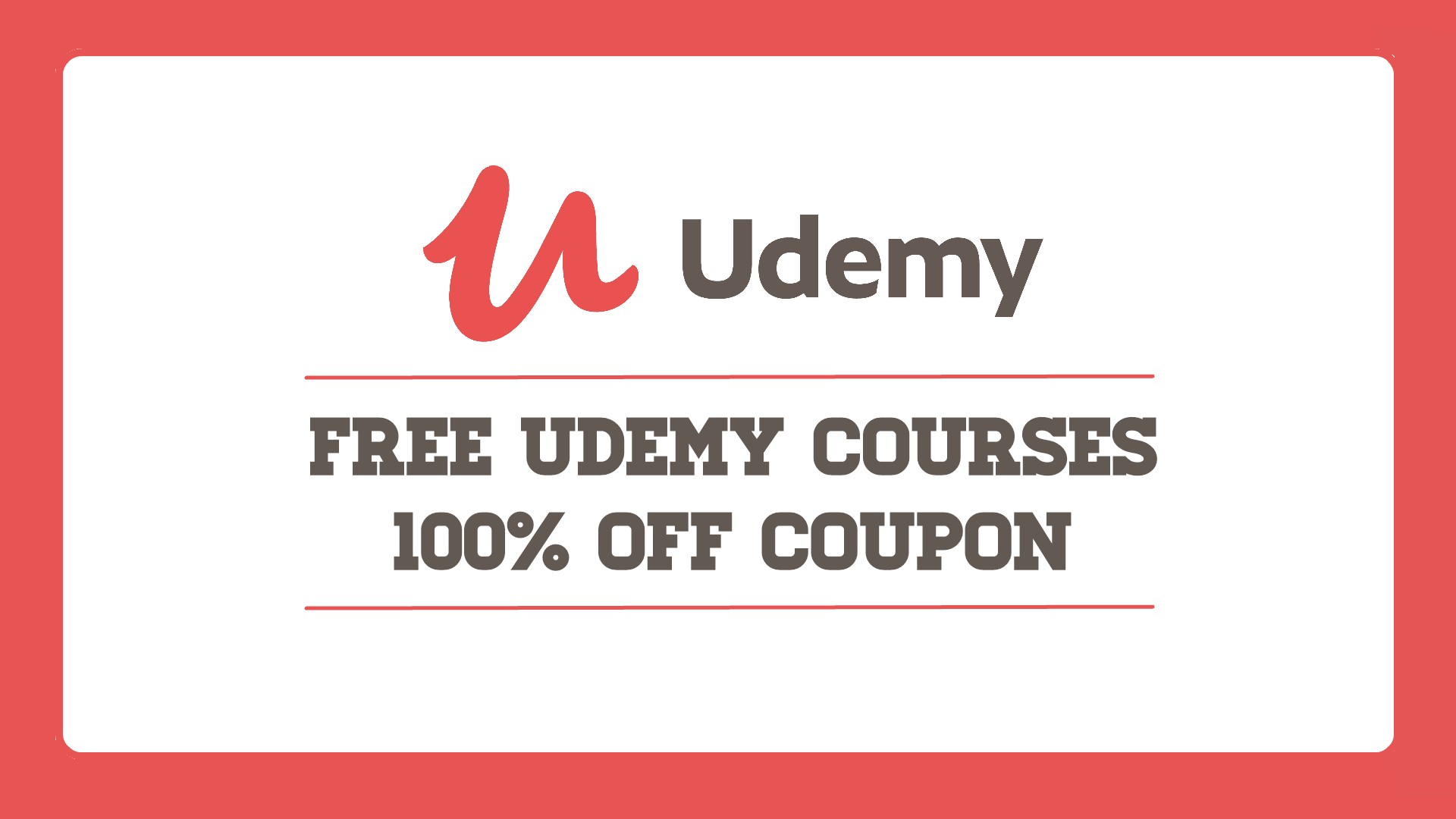 Read more about the article Udemy 17/07/2021 Free Course Coupons